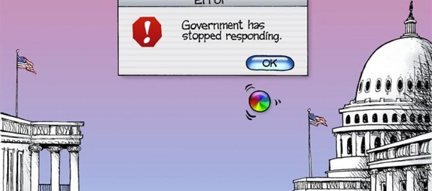 Shutdown (Cartoon)