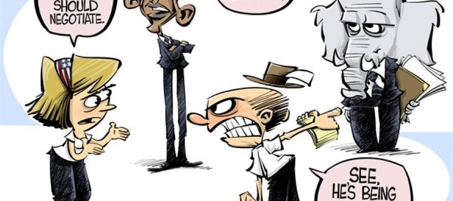 Negotiate (Cartoon)