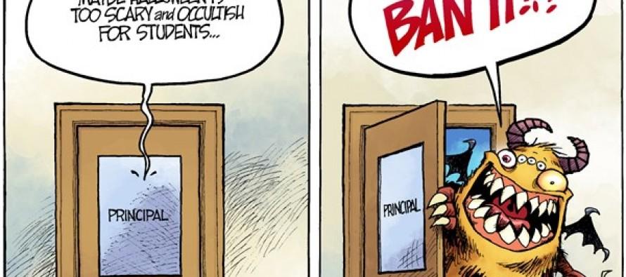 Halloween Monster (Cartoon)