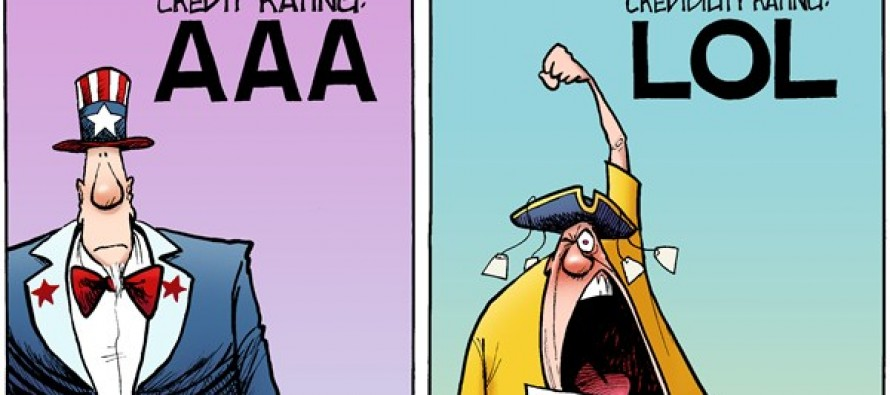 Credibility Rating (Cartoon)