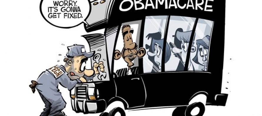 Fixing Glitches (Cartoon)