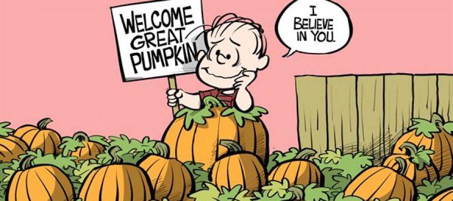 The great bumpkin (Cartoon)