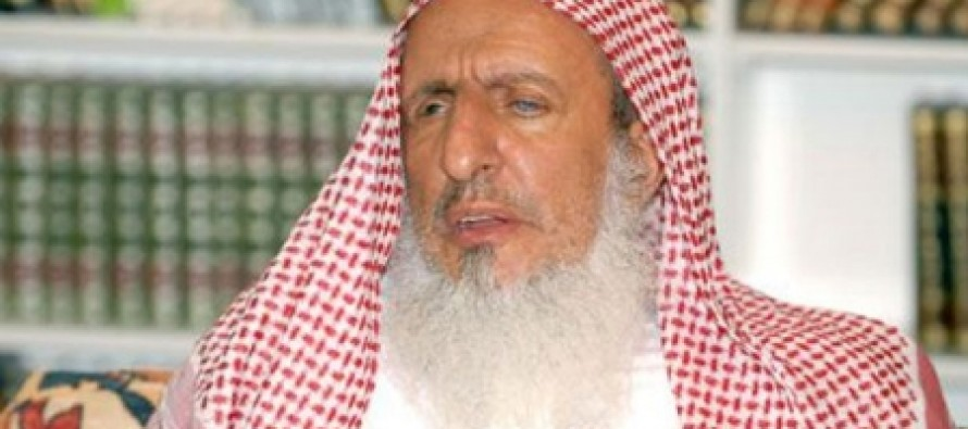 Prominent Saudia Arabian Mufti Calls For Destruction Of All Christian Churches On Arabian Peninsula