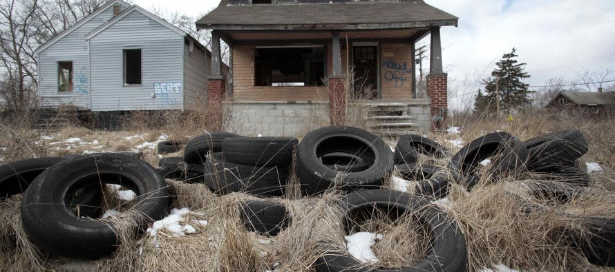 5 Ways Liberalism Destroyed Detroit