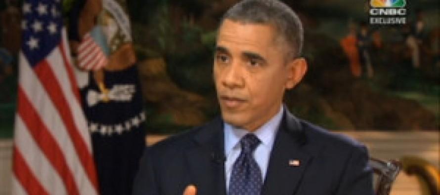 Obama Wants Stocks to Drop!