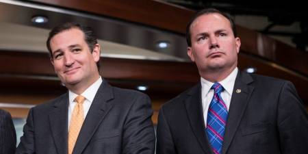 Ted Cruz & Mike Lee