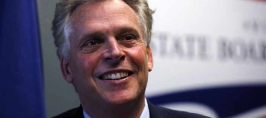 Terry McAuliffe Comes Out In Favor Of Abortion Up Until the Second The Baby's Born
