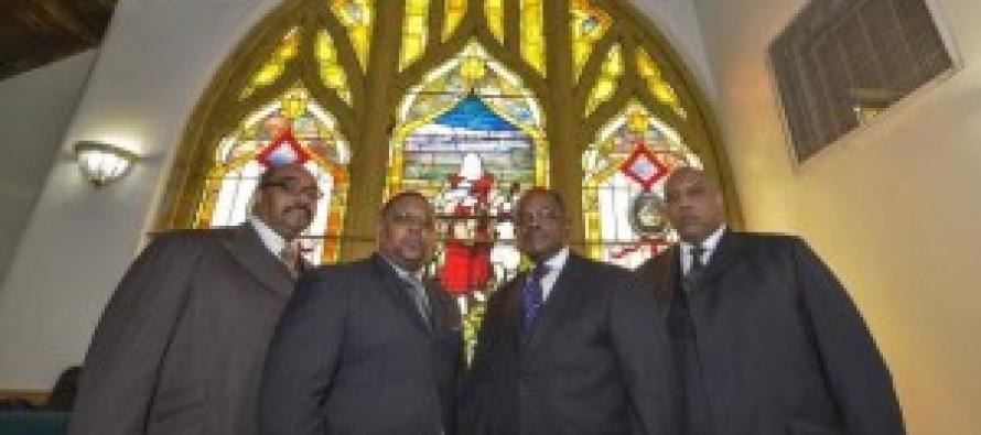 Harlem pastors rise up to oust Rev. Al Sharpton