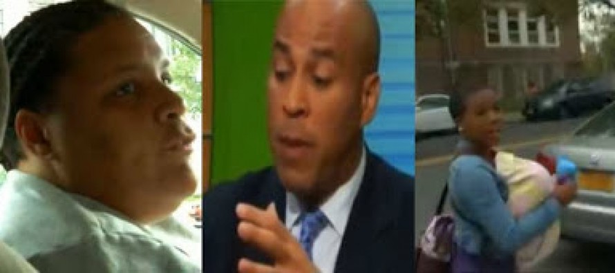 "Media Fraud Exposed :Neighbors says Cory Booker never lived in Newark-""He's a Liar!"""