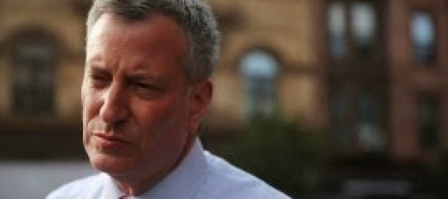 Bill de Blasio doing an Obama, lying to Blacks and Latinos about Stop and Frisk which he'll keep as mayor