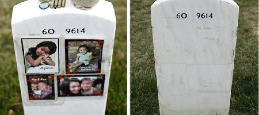 New Cruel Obama Policy: Arlington Memorial Removes Pics And Mementos Left By Families At Fallen Soldiers' Graves