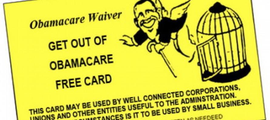 Democrat Congressman Demands Obamacare Exemptions for His Rich Constituents