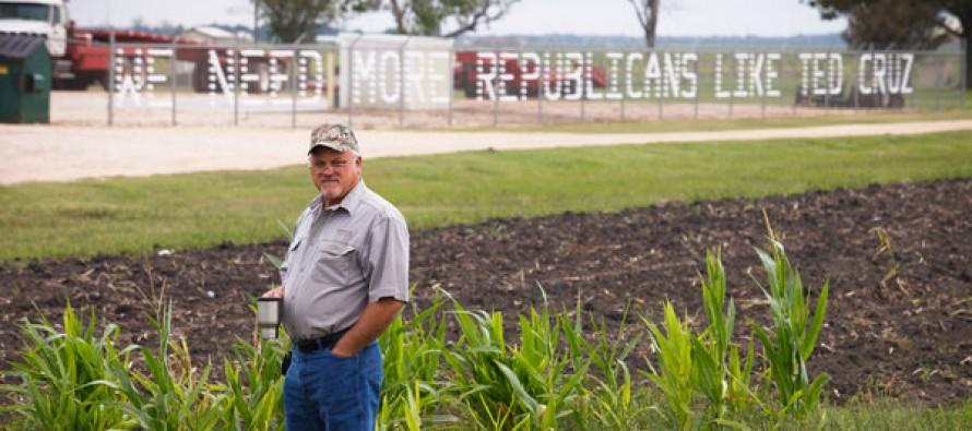 Texans Stick With Cruz Despite Cave By Washington Yellowskins
