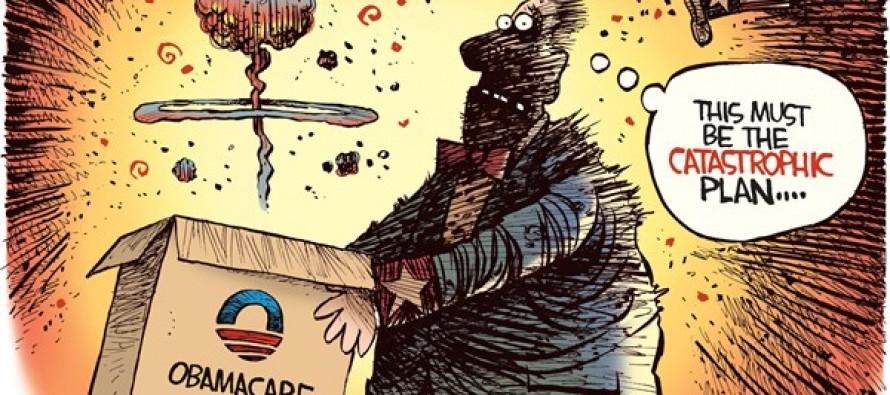 Catastrophic Plan (Cartoon)