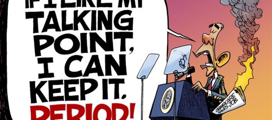 Talking Point (Cartoon)