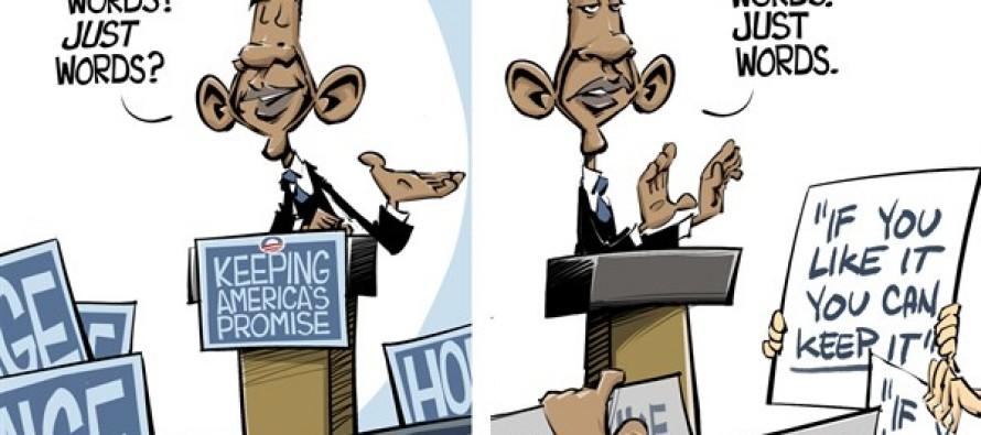 Just words (Cartoon)