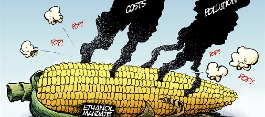 Ethanol Goes Pop (Cartoon)