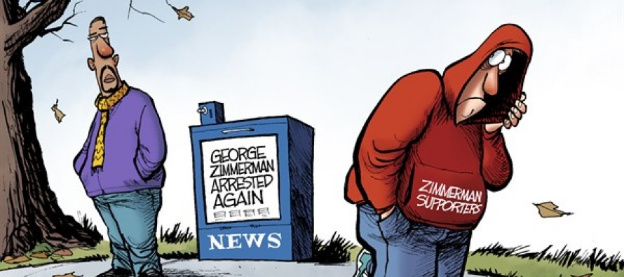 George Zimmerman (Cartoon)