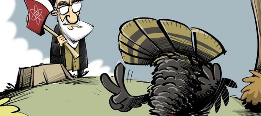 Iran Doves (Cartoon)