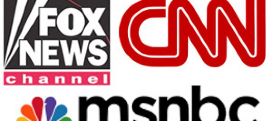 Heartbreaking: MSNBC and CNN Lose Almost Half Their Audience in One Year