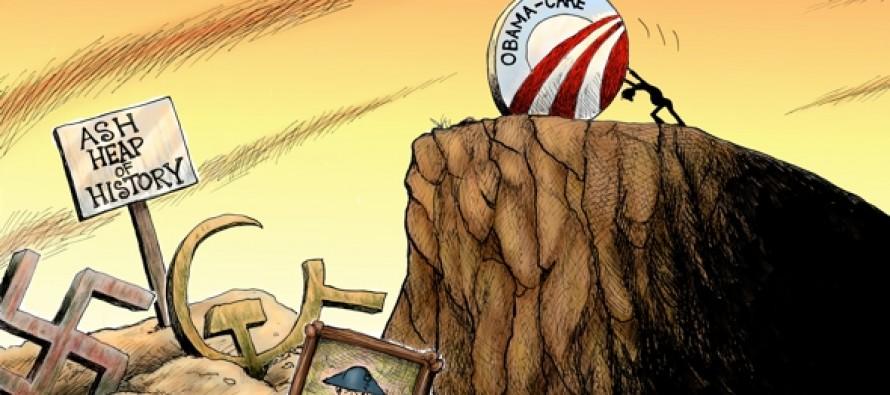 Tyranny-care (Cartoon)