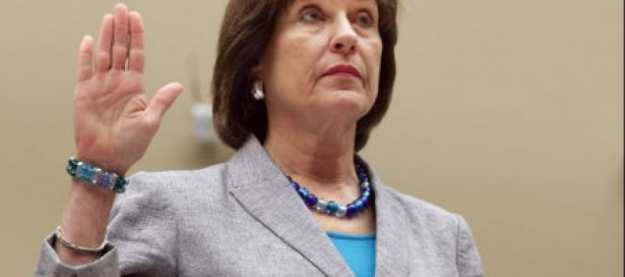 Confirmed: Lois Lerner Broke Federal Law To Go After The Tea Party