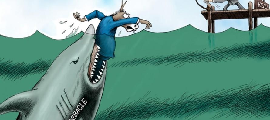 Sinking Fast (Cartoon)