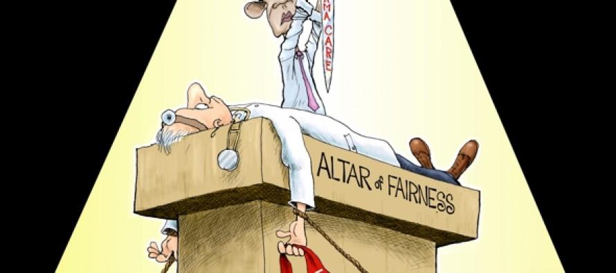 Sacrifices (Cartoon)