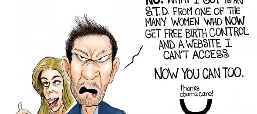 Alternate Obama-care Ad (Cartoon)