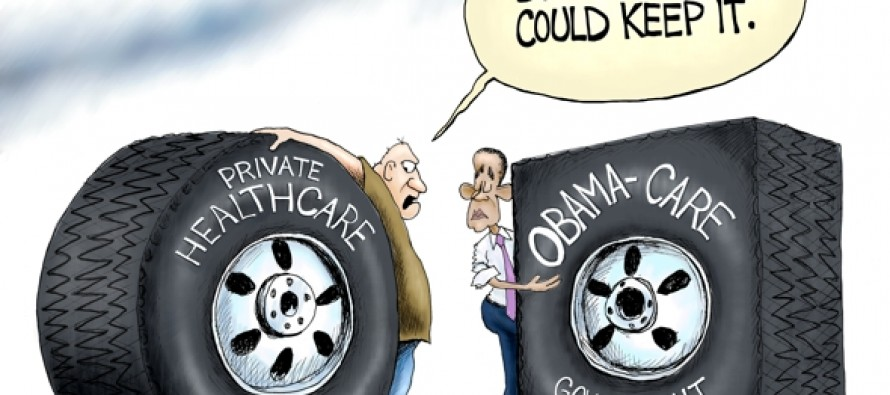 A Wheel Good Deal (Cartoon)