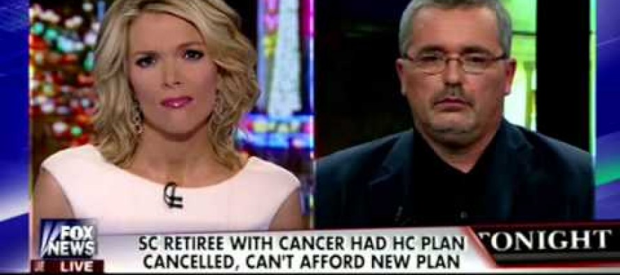 Cancer Patient Who Spoke Out After Obamacare Cost Him Insurance Is Now Being Audited By the IRS