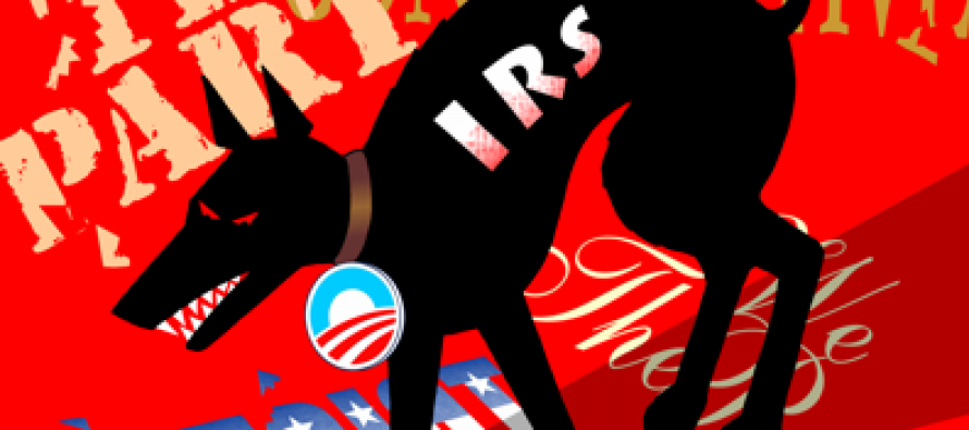 Obama Prepares To Use The IRS to Crack Down On His Political Enemies