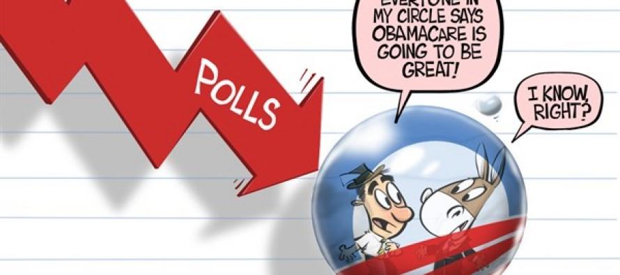 In a bubble (Cartoon)