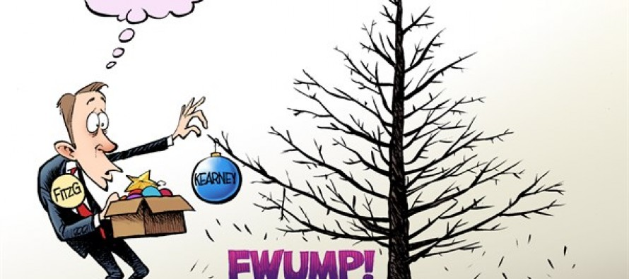 FitzGerald X-Mas (Cartoon)