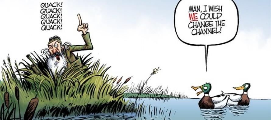 Duck Nasty (Cartoon)