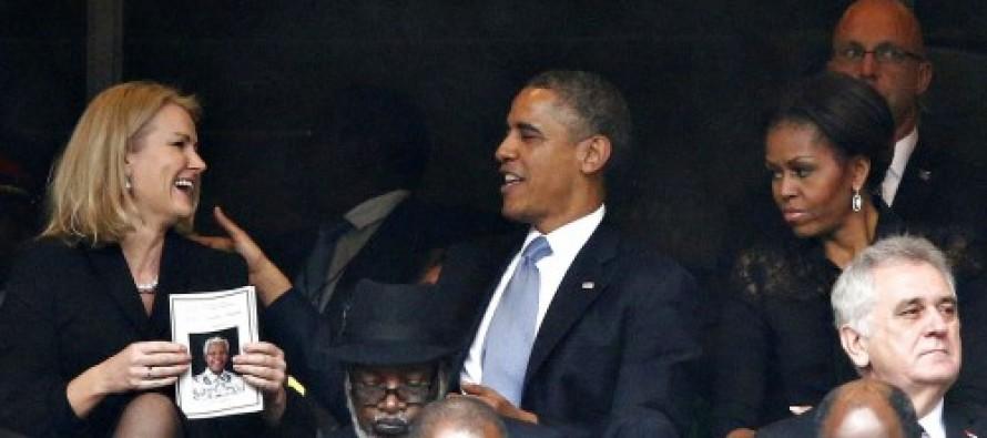 Enquirer: Michelle Obama Looking to Divorce Barack
