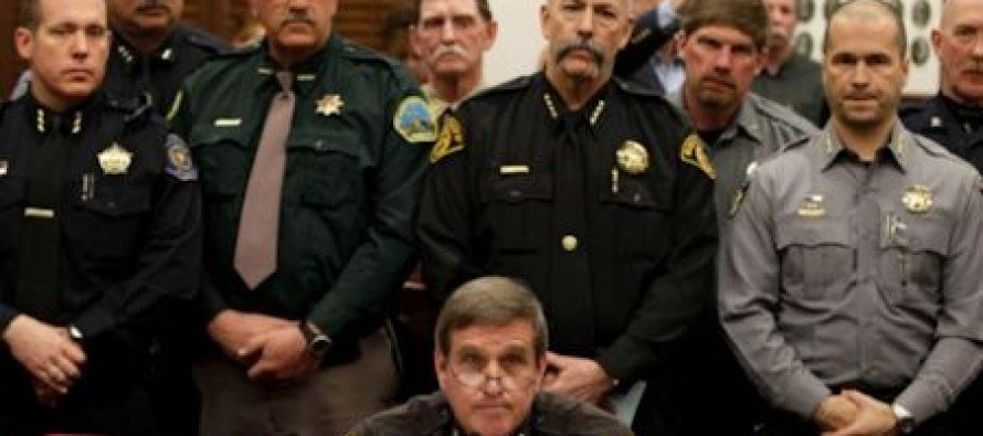 55 of 62 Colorado sheriffs outright refuse to enforce new gun laws