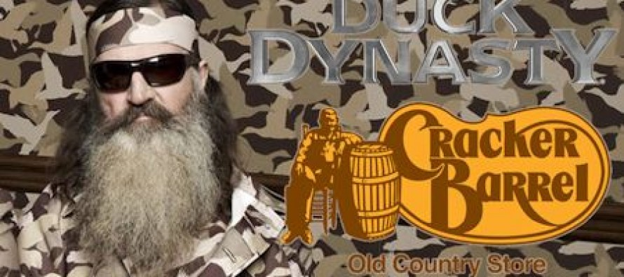 Cracker Barrel Caves In And Brings Back Duck Dynasty Products!