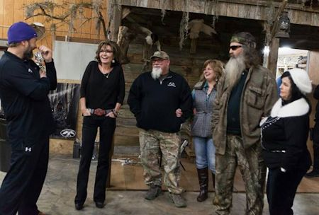 Palin & Duck Dynasty
