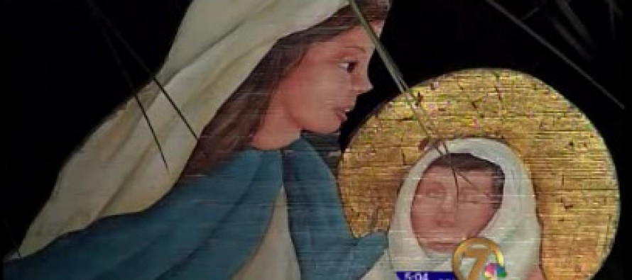 Feisty Fla. town fights back: No, we won't remove our Nativity from city hall