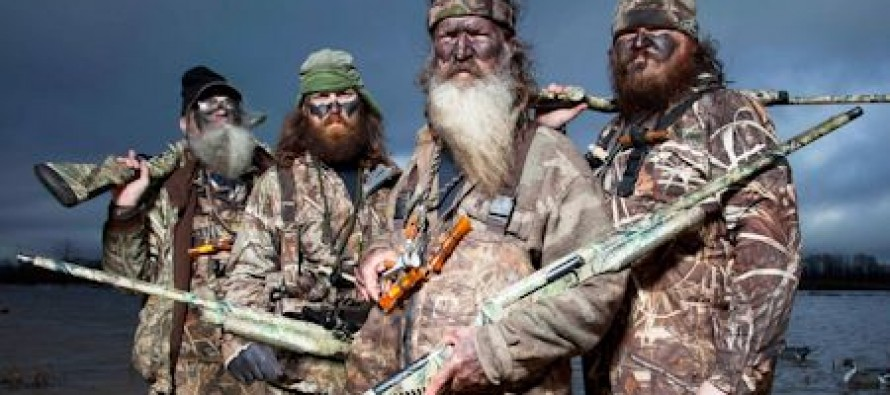 'Duck Dynasty' Star: They Told Us We Couldn't Pray To Jesus Because It Would Offend Muslims