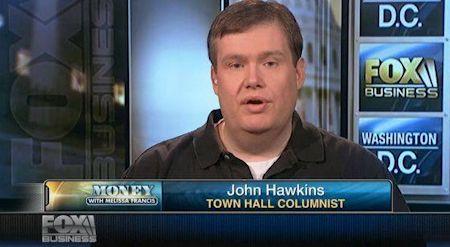 John hawkins on Fox