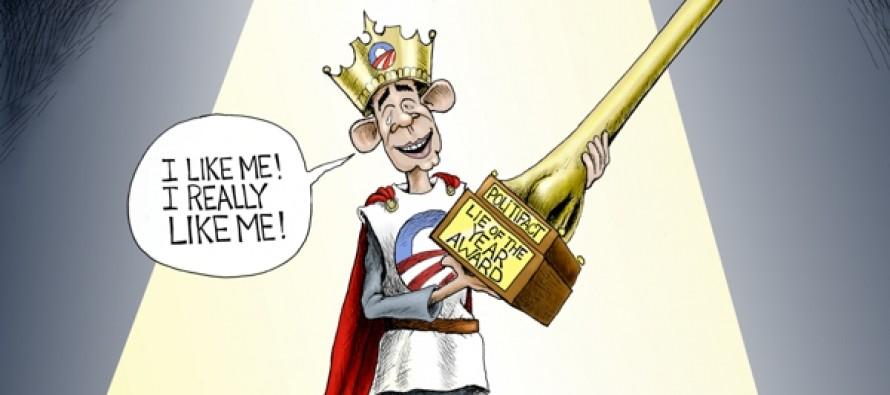 Barack the Lyin' Heart (Cartoon)