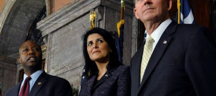 South Carolina Is About To Pass A Law Outlawing Obamacare In the State
