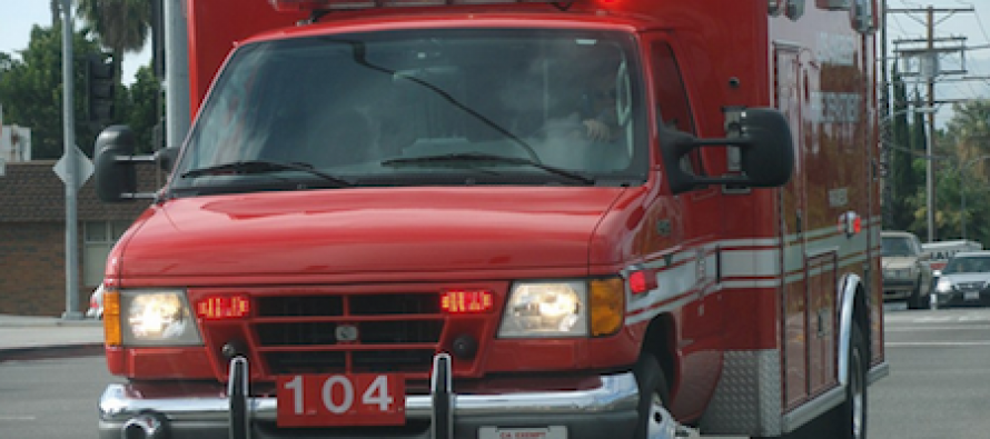Controversy Erupts After Group Punishes Paramedic For Driving Sick Child To The Hospital