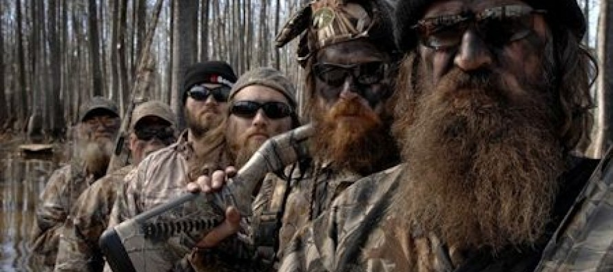 Phil Robertson Suspended From Duck Dynasty After Stating Christian Views On Homosexuality