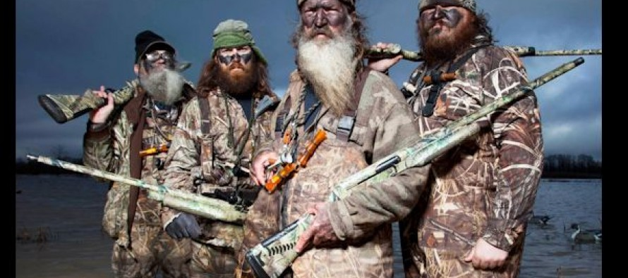 "A&E Has Caved In: Phil Robertson's ""Indefinite Suspension"" Is Over."