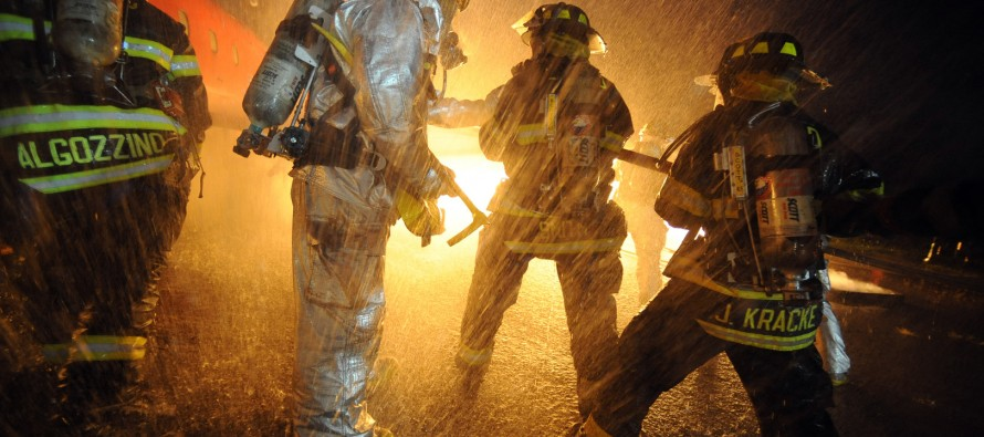 Obamacare Could Close Volunteer Fire Departments