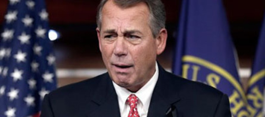 Republican Coup In The Works: Boehner To Lose Speakership If He Pushes Amnesty