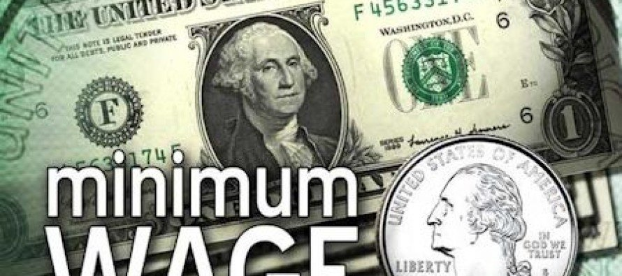 Vote In the Right Wing News Survey on the Minimum Wage